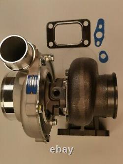 Turbolader GT35 GTX3576R A/R. 60 11 blades billet wheel T3 0.82 turbine Turbo