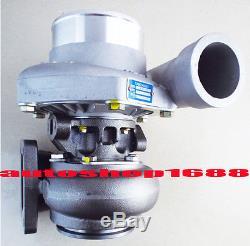 Turbolader T66 T04S GT3584 T4.70 A/R just oil cooled. 68 A/R T04Z T04R turbo