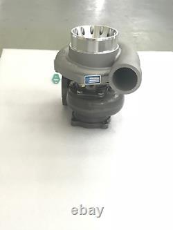 Turbolader billet compressor wheel GT3582 T3 flange a/r. 82 a/r. 70 Anti-Surge