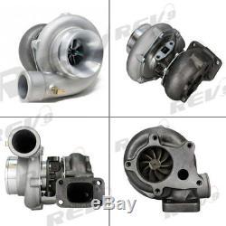 Tx-66-62 Billet Compressor Wheel Turbocharger. 63ar T3 Flange 5 Bolt Anti Surged