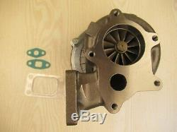 Universal A/R. 70 cold T3 A/R. 63 5 bolt hot billet Turbocharger GT35 T3T4 GT30