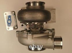 Universal Ball Bearing GTX3076R GT3576 turbocharger T3 A/R. 82 V-band hot. 60