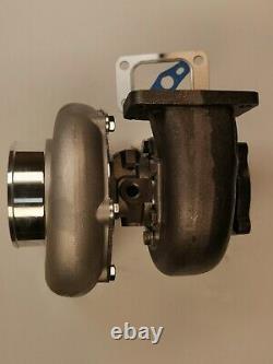 Universal Billet Turbocharger A/R. 70 GTX3582R Ball Bearing T3 1.06 A/R V-band
