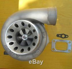Universal GT35 Compressor A/R. 70 A/R. 63 turbine T3 flange GT3582 turbocharger