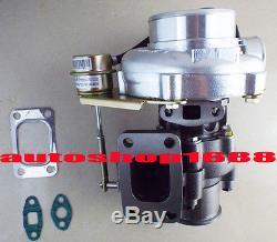 Universal GT35 T3T4 T04E. 70 A/R compressor. 48 A/R turbine T3 turbo charger