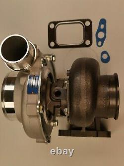 Universal GTX3576R GEN II Dual Ball Bearing Turbocharger Billet. 60 cold T3 0.82