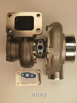 Universal T3 0.82 A/R V-band GTX3582R Dual Ceramic Ball Bearing Turbocharger