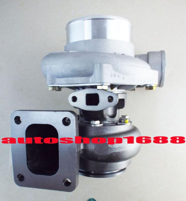 Universal T4 Performance Flange Turbo Charger. 70 A/r Anti-surge. 68 A/r Exhaust