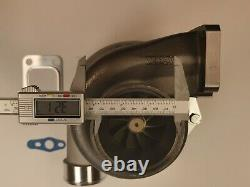 Universal Turbolader T3 0.82 A/R V-band. 70 cold GT35 GTX3582R Dual Ball Bearing