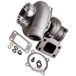 Universal turbo gt3582 for 3.0L-6.0L T3 + 4 BOLTS flange street car 600HP+
