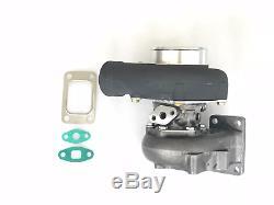 Upgrade billet compressor wheel GT35 T3T4 Black A/R. 70 T3 A/R. 63 turbocharger
