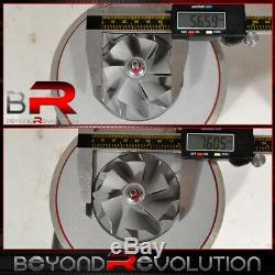 V-Band T70 T3.70 A/R Anti-Surge Turbo Oil CooLED Turbocharger Stage Iii 500Hp+